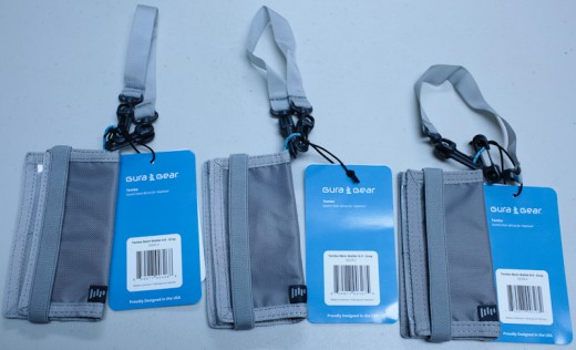 Brand New Gura Gear Memory Wallet 4-0, 6-3, and 8-0