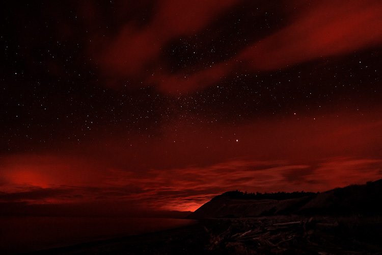 Red Sky At Night